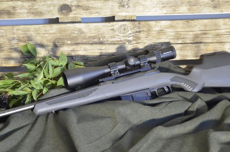 Savage 110 Long range hunter, 338.lapua mag.
